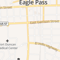 Directions for Glamour Cuts in Eagle Pass, TX 227 S Monroe St