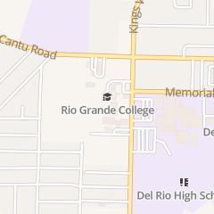 Directions for Rio Grande College of Sul Ross State University in Del Rio, TX 205 Wildcat Dr