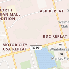 Directions for Sears Appliance Repair in Odessa, TX 4101 E 42Nd St