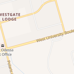 Directions for The Rose Bar-B-Q in Odessa, TX 4740 W University Blvd