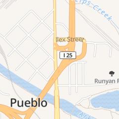 Directions for Pixie Inn in Pueblo, CO 440 S Santa Fe Ave