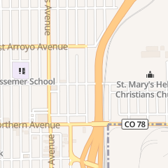 Directions for Gus's Place in Pueblo, CO 1201 Elm St