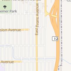 Directions for Medina Motors in Pueblo, CO 1545 e Evans Ave