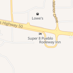 Directions for Manhattans Pizza Parlor and More in Pueblo, CO 1110 W Us Highway 50