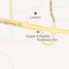 Directions for Us Highway 50 Locksmith in Pueblo, CO 1110 W Us Highway 50