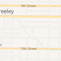 Directions for 11th St Apartments in Greeley, CO 1534 11th St