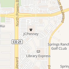 Directions for RC in Colorado Springs, CO 3544 New Center Pt