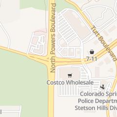 Directions for Sola Salon Studios in Colorado Springs, CO 6165 Barnes Rd