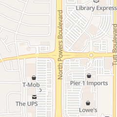 Directions for Petco Pet Supplies in Colorado Springs, CO 3050 N Powers Blvd