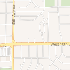 Directions for 10th Street Storage in Greeley, CO 3209 W 10th St