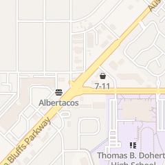 Directions for Setting Trnds Barber Shop in Colorado Springs, CO 4553 Austin Bluffs Pkwy