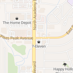 Directions for A Better Computer Company llc in Colorado Springs, CO 3812 E Pikes Peak Ave Ste 100