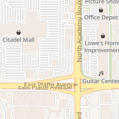 Directions for Chick-fil-A in Colorado Springs, CO 750 Citadel Dr E