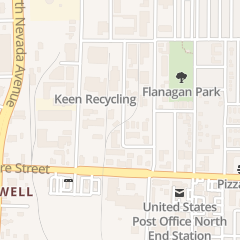 Directions for Sweet Office Supplies in Colorado Springs, CO 3110 Century St