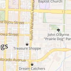 Directions for ABC Plumbing & Electrical Supplies in Colorado Springs, CO