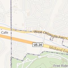 Directions for 123 Locksmith in Colorado Springs, CO 3625 W Colorado Ave