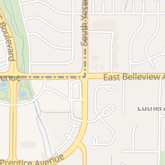 Directions for 123 Locksmith in Greenwood Village, CO 5127 S Yosemite St