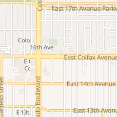 Directions for 123 Locksmith in Denver, CO 4122 E Colfax Ave