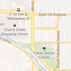 Directions for Denver Counseling Group llc in Denver, CO 50 S Steele St