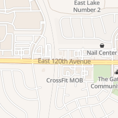 Directions for Nail Center in Thornton, CO 2683 E 120th Ave Unit B4