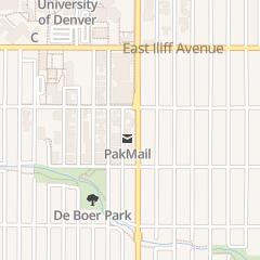 Directions for 123 24 7 Locksmith Service in Denver, CO 2439 S University Blvd