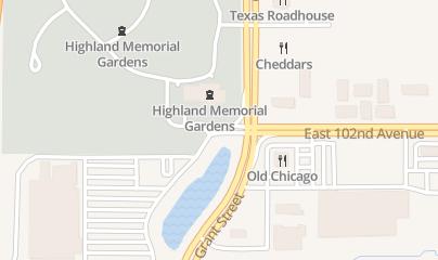 Directions for Thornton Town Center Family Dental in Denver, CO 10005 Grant St. Suite #D