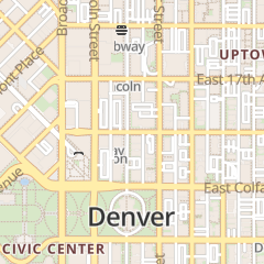 Directions for The Colorado Trust in Denver, CO 1600 Sherman St
