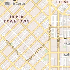 Directions for Deloitte in Denver, CO 555 17th St Ste 3600