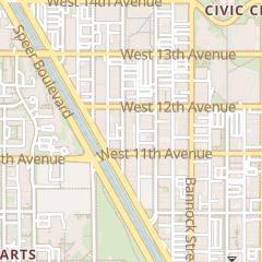 Directions for 1150 Delaware Nbd llc in Denver, CO 1150 Delaware St