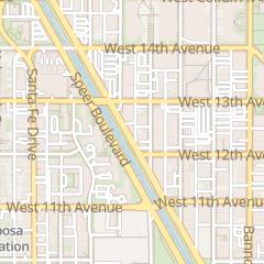 Directions for Akavit Group in Denver, CO 1224 Speer Blvd