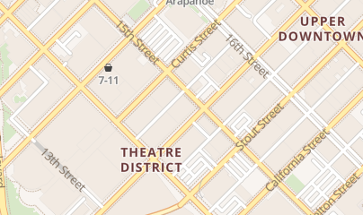 Directions for Infravio in Denver, CO 910 15th Street #1207