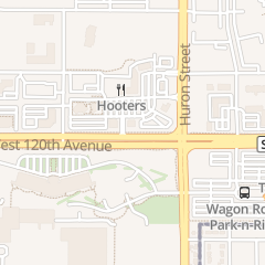 Directions for Elite Nails in Denver, CO 1001 W 120th Ave Ste 120