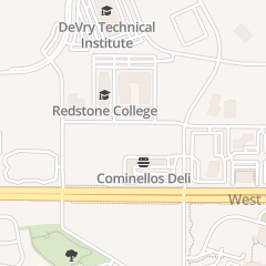 Directions for Creative Perspectives Inc in Denver, CO 1650 W 121st Ave