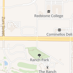 Directions for Shear Dimensions in Denver, CO 1975 W 120th Ave Unit 700
