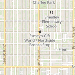 Directions for Anabliss in Denver, CO 4055 Tejon St Ste 203