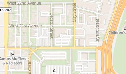 Directions for The Urology Center of Colorado in Denver, CO 2777 Mile High Stadium Cir
