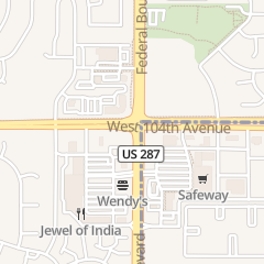 Directions for Prestige Nails Spa in Westminster, CO 3013 W 104th Ave Unit 400