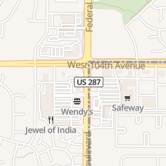 Directions for Snappy Nails & Spa in Denver, CO 10343 Federal Blvd