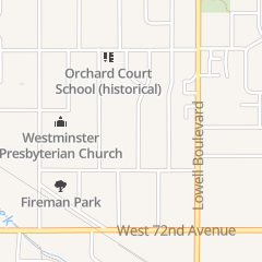 Directions for RC in Westminster, CO