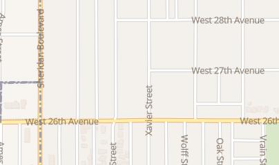 Directions for Truckster in Denver, CO 2651 Xavier St