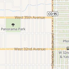 Directions for A Family Tree Service in Wheat Ridge, CO 3291 Benton St