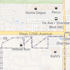 Directions for Snappy Nails & Spa in Broomfield, CO 5160 W 120th Ave Unit C
