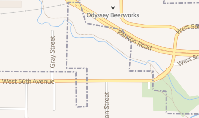 Directions for K&h Home Solutions in Arvada, CO 5805 W 56th Ave