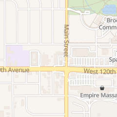 Directions for Broomfield Nail Care in Broomfield, CO 6811 W 120th Ave