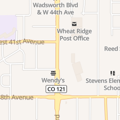 Directions for Five Star Nails in Wheat Ridge, CO 3922 Wadsworth Blvd
