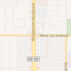 Directions for Pak Mail in Lakewood, CO 98 Wadsworth Blvd Unit 127