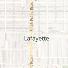 Directions for Lafayette Mini Stop in Lafayette, CO 500 S Public Rd
