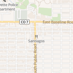 Directions for 24 HOURS LOCKSMITH IN LAFAYETTE in LAFAYETTE, co 104 N PUBLIC RD