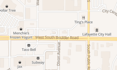 Directions for Lafayette Liquor Depot in Lafayette, CO 183 W South Boulder Rd