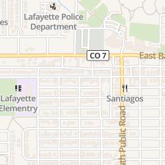 Directions for Lafayette Science School in Lafayette, CO 201 W Geneseo St